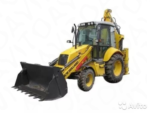 New Holland B-115B